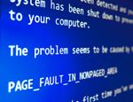 Blue Screen Errors